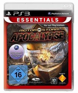 Motorstorm Apocalypse - Essentials