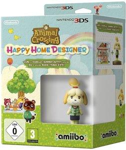 3DS Animal Crossing: Happy Home Designer + amiibo