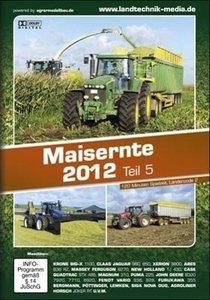 Maisernte 2012 Teil 5