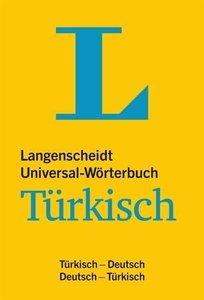 Langenscheidt Universal-Wörterbuch Türkisch