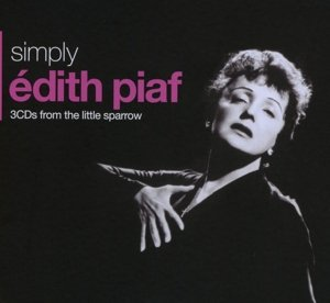 Simply Edith Piaf (3CD Tin)