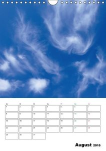 Impressionen am Himmel (Wandkalender 2016 DIN A4 hoch)