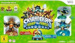 Skylander: Swap Force - Starter Pack (Wii)