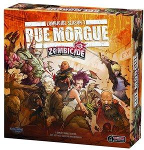 Cool Mini or Not 901433 - Zombicide Season 3 - Rue Morgue