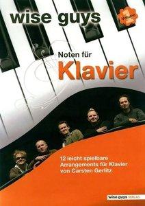 Noten für Klavier 1