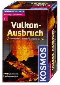 Vulkan-Ausbruch