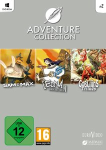 Daedalic Adventure-Collection Vol.2 (PC-DVD)