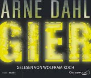 Arne Dahl: Gier
