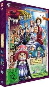 One Piece 3 - Chopper auf der Insel der seltsamen Tiere