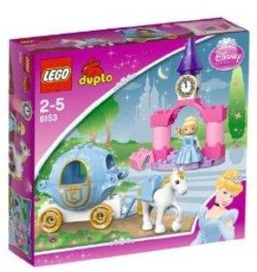 LEGO® Duplo Princess 6153 - Cinderellas Prinzessinnenkut