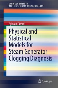 Physical and Statistical Models for Steam Generator Clogging Dia
