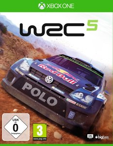 WRC 5 (World Rally Championship)
