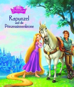 Disney Prinzessin - Rapunzel und die Prinzessinnenkrone