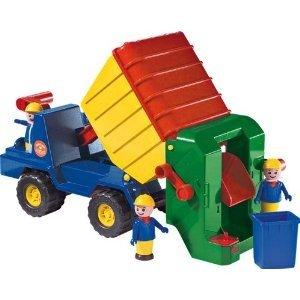 Lena 08656 - Großer robuster Müllwagen