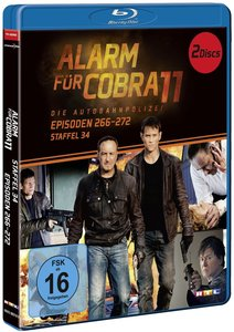 Alarm für Cobra 11 - Staffel 34