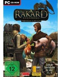 Rakard Kingdoms - Erschaffe Dein Imperium - Premium Edition