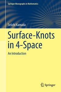 Surface-Knots in 4-Space