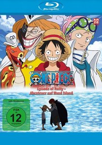 One Piece TV Special 1 - Episode of Ruffy - Blu-ray