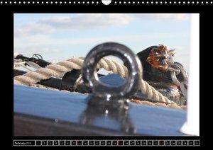 Sea Wind / UK-Version (Wall Calendar 2015 DIN A3 Landscape)