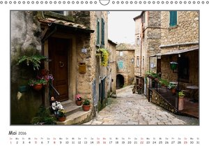 Toskana-Impressionen (Wandkalender 2016 DIN A3 quer)