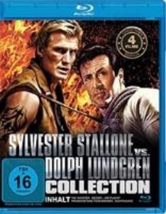 Sylvester Stallone vs. Dolph Lundgren Collection-