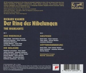 Wagner: Der Ring des Nibelungen-Highlights