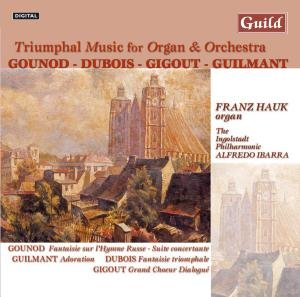 Werke Für Orgel+Orchester