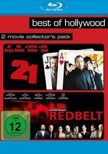 21 / Redbelt