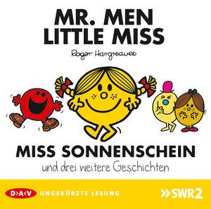 Mr. Men und Little Miss - Miss Sonnenschein und drei weitere Ges