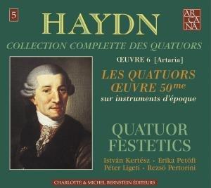 Streichquartette op.50