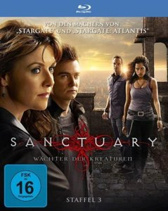 Sanctuary HD - Wächter der Kreaturen, Staffel 3