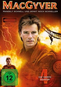 MacGyver - Season 4 (5 Discs, Multibox)