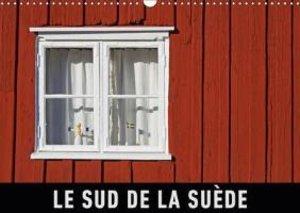 Le Sud de la Suède (Calendrier mural 2015 DIN A3 horizontal)