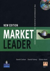 Market Leader Pre-intermediate Business English Coursebook and C