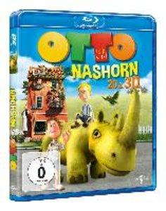 Otto ist ein Nashorn (3D)
