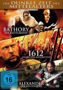 Die dunkle Zeit des Mittelalters Collection - 3 Filme auf 1 DVD