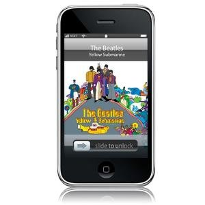 Yellow Submarine iPhone G3