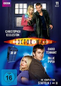 Doctor Who - Die kompletten Staffeln 1 & 2