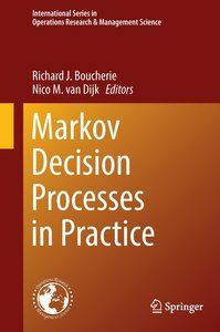 Markov Decision Processes in Practice