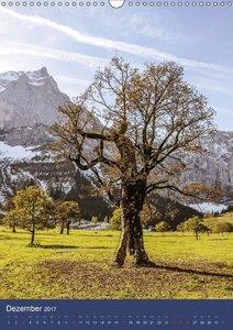 Karwendel - Hinterriss-Eng (Wandkalender 2017 DIN A3 hoch)