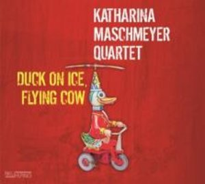 Duck on Ice - Flying Cow
