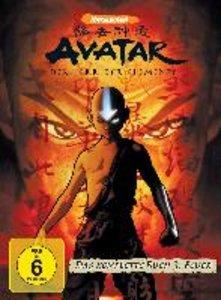 Avatar - Der Herr der Elemente, Das komplette Buch 3: Feuer