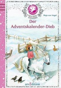 Vogel, M: Zaubereinhorn 4 Adventskalender-Dieb