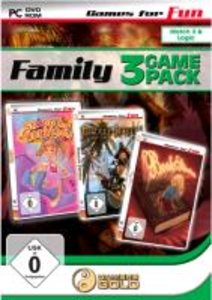 Games for Fun Family Game Pack 3 - Shopping Marathon / Pirate Je