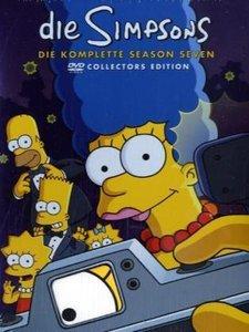 Die Simpsons - Die komplette Season Seven