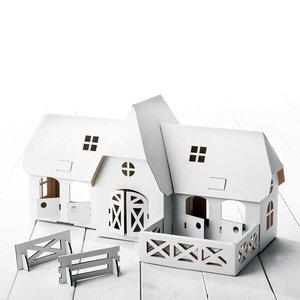 Calafant D2509X - Ponyhof, LEVEL 3, 67,5 x 36 x 33,5 cm