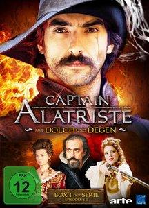 Capitan Alatriste - Mit Dolch und Degen - Box 1 (Episoden 1-9)