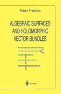 Algebraic Surfaces and Holomorphic Vector Bundles