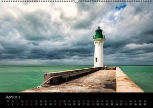 Hoffmann, K: Faszination Meer und Wolken (Wandkalender 2015