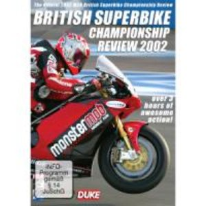 British Superbike Review 2002
